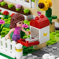 Серия Lego Friends Лего Френдс копии