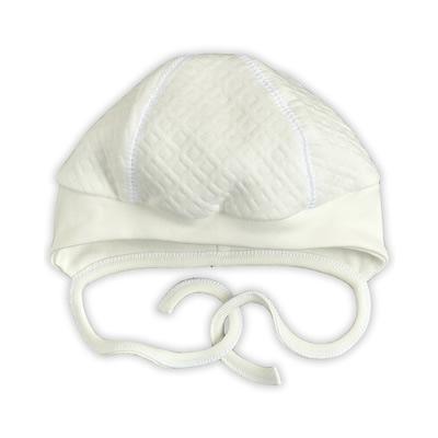Детская шапка, Капитон молочноя (25289-15), Garden Baby