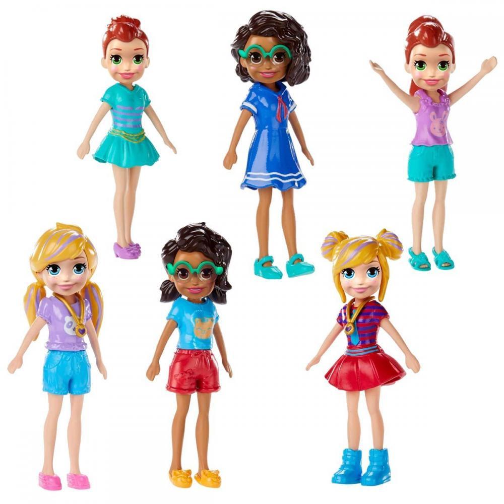 Куклы полли картинка